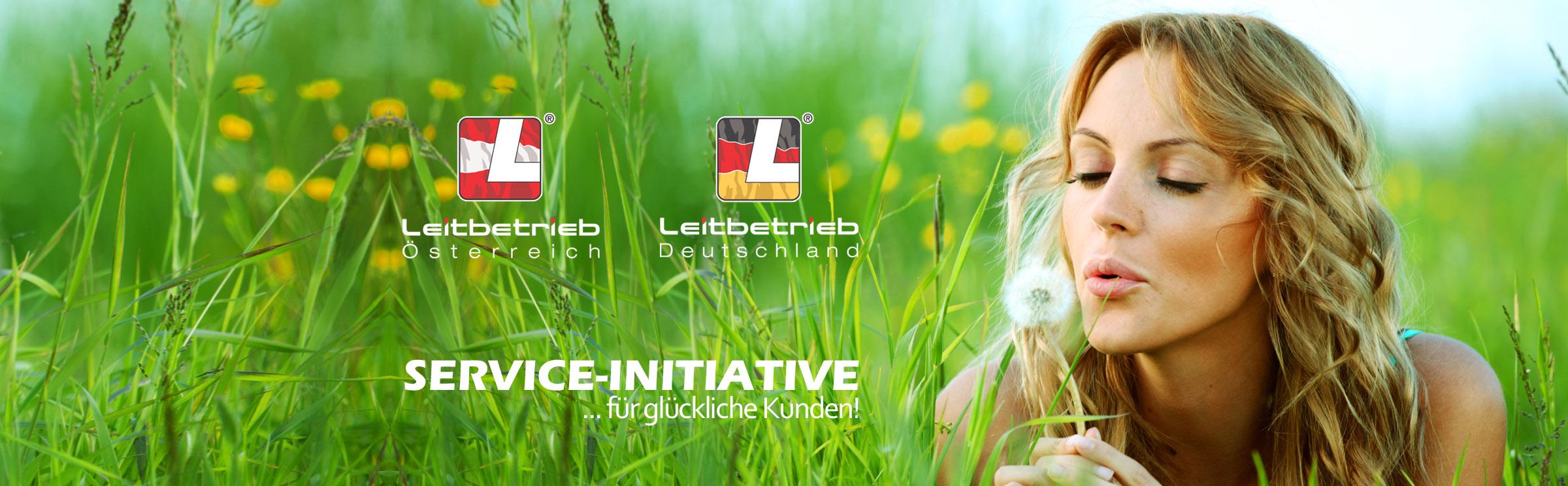 Servicecheck Unternehmen, Service Check Leitbetrieb Österreich, Deutschland